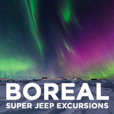 Boreal Super Jeep Excursions
