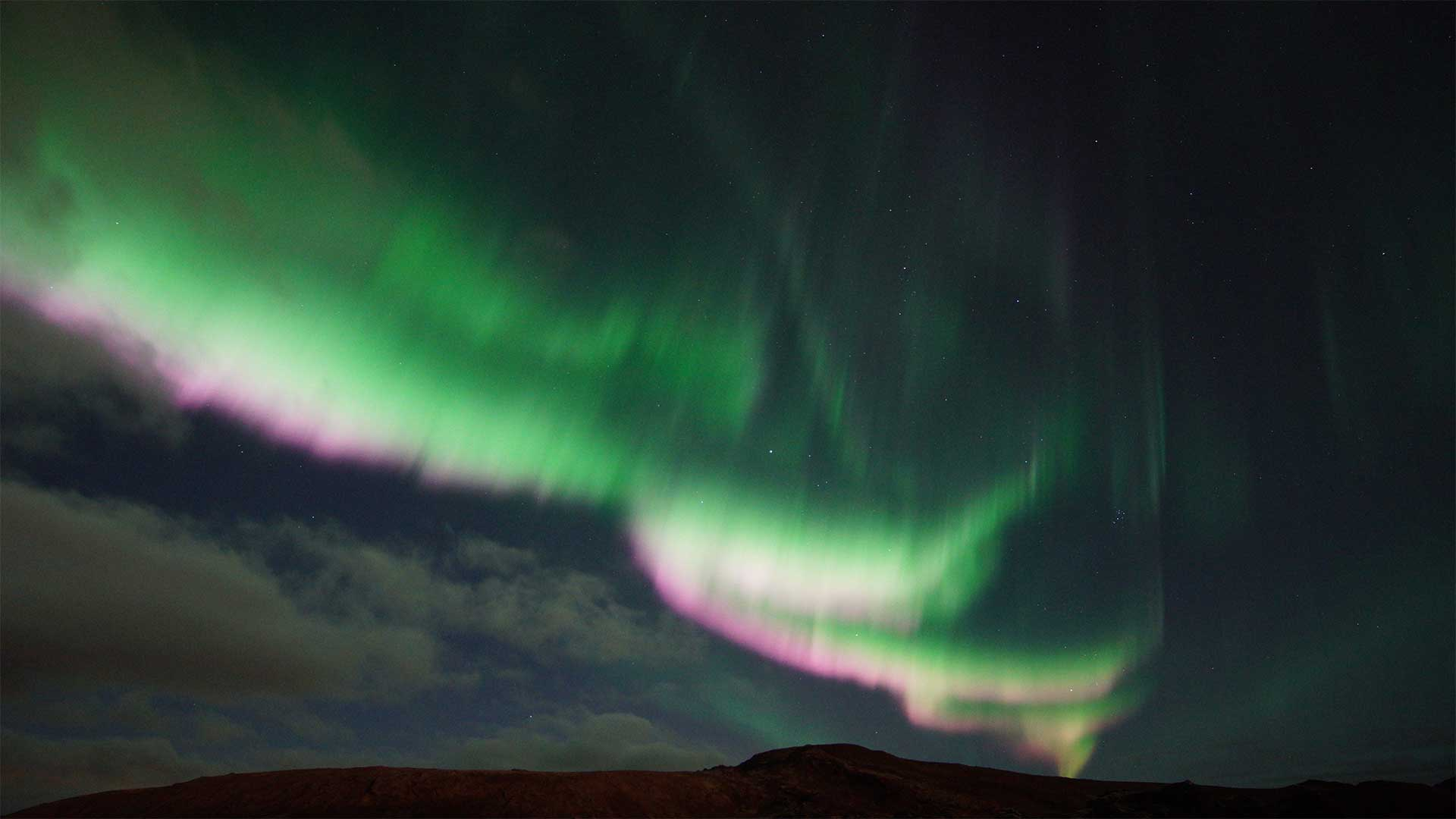Aurora Forecast Iceland Now Northern Lights