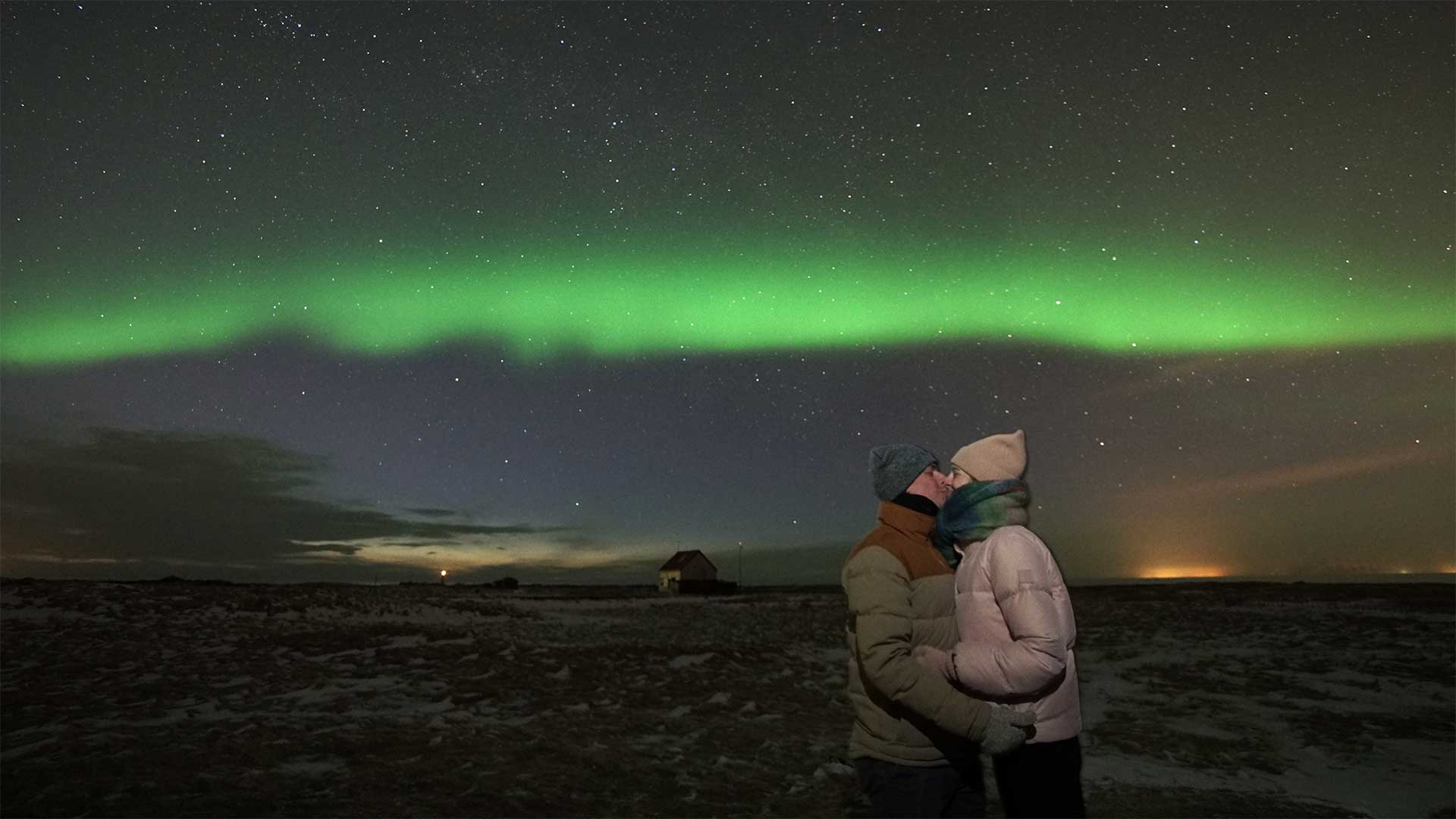 Northern Lights Tonight in Iceland