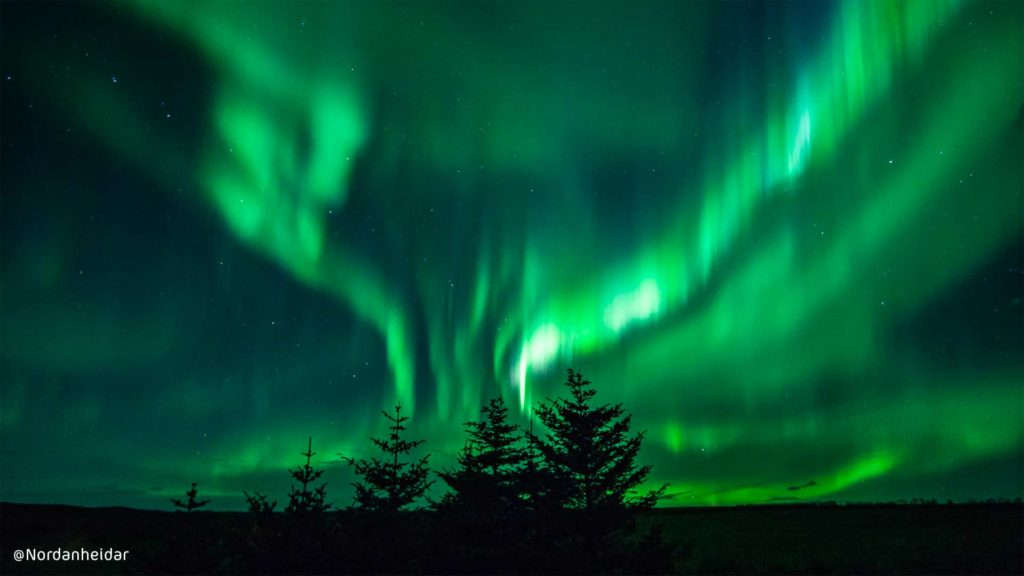 Northern Lights forecast for Iceland tonight and this weekend