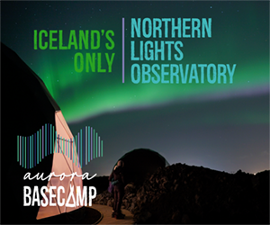 Aurora Basecamp Northern Lights Observatory